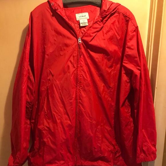 adbe9a85189 L.L. Bean Jackets   Blazers - L.L. Bean plus size rain jacket